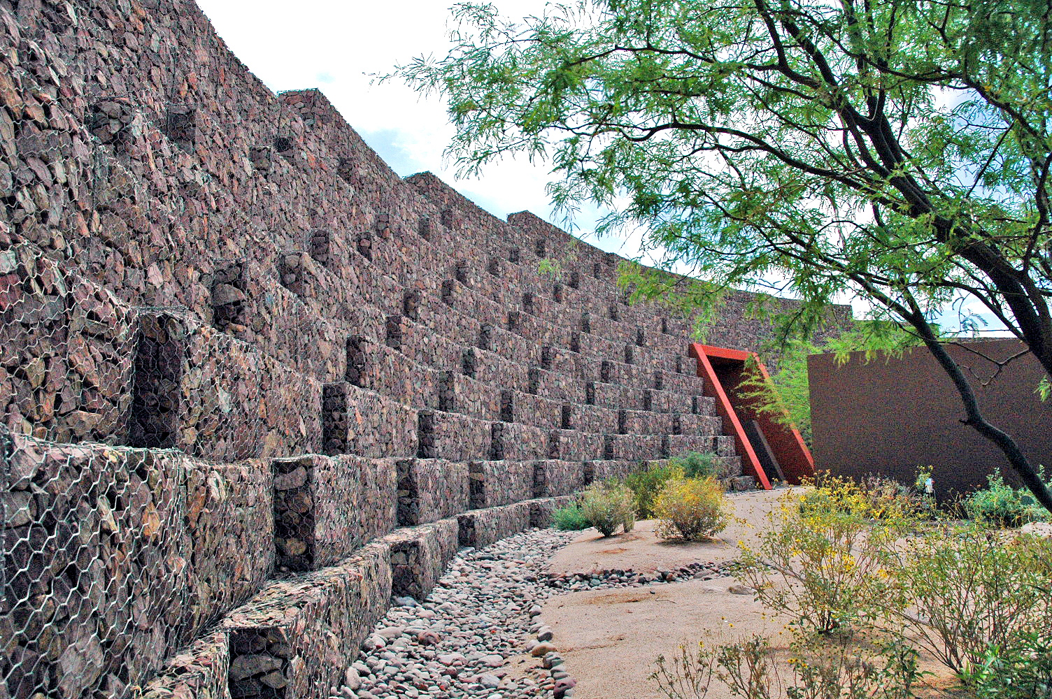 Architectural Gabions